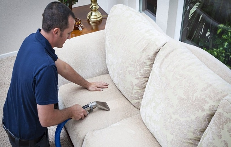 Upholstery Cleaning | Certified Sofa Care Specialists | S Line Cleaning