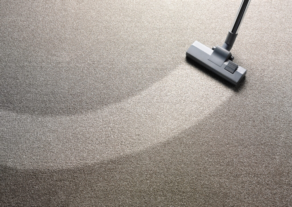mistakes with cleaning carpets